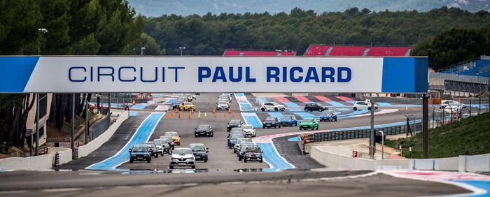 Week end R.S Days sur le circuit du Paul Ricard au Castellet