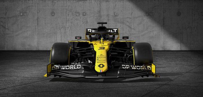 La nouvelle Renault F1 présentée,  le Grand Prix d'Australie annulé