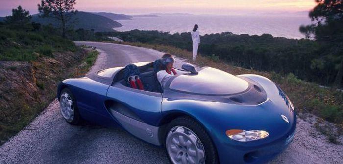 Roadster Laguna (1990)