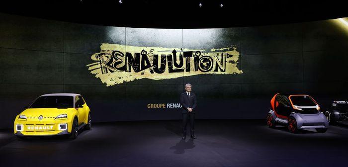 Les 14 futures Renault d'ici 2025