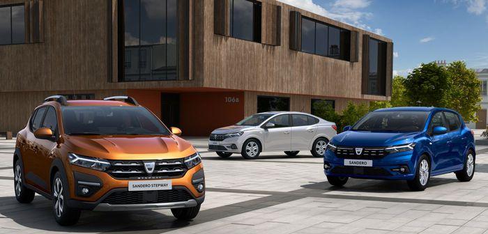 Dacia Logan 3 : un look modernisé