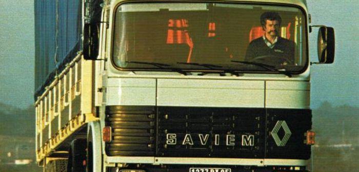 Naissance de Saviem 1955-1974