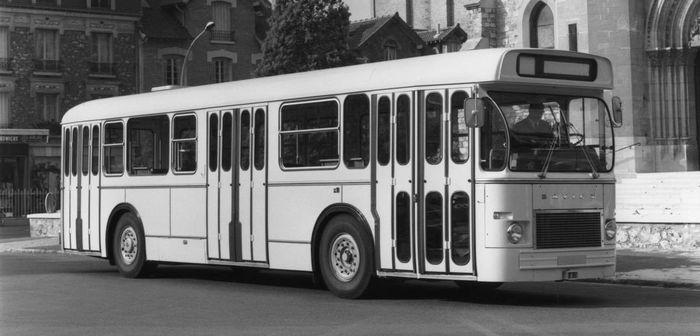 Les Autobus Saviem 1955-1977