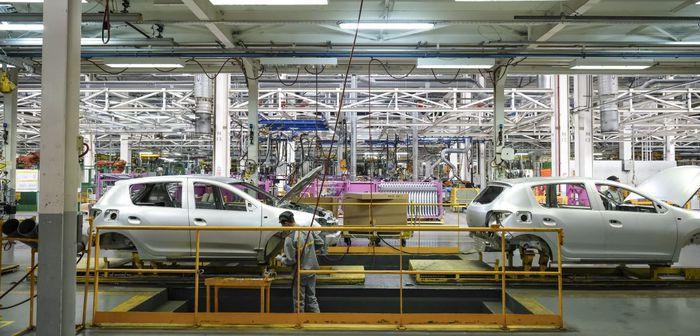 Les usines européennes de Renault à l'arrêt suite au coronavirus