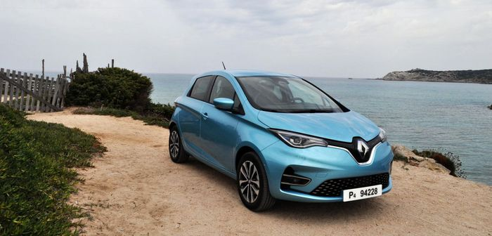 La Zoé désormais plus vendue que la Clio en France