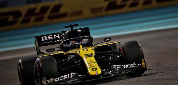 GP d'Abu Dhabi : Renault à la 5e place du championnat
