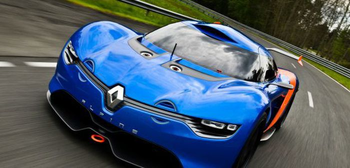 Alpine-Renault relancé
