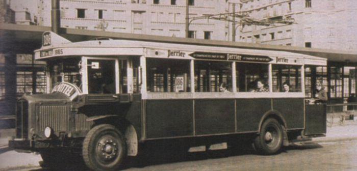 Dossier: Le TN6 1932-1969