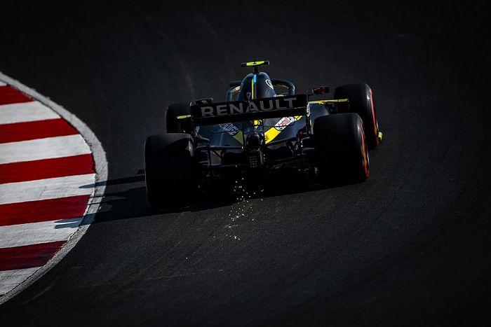 F1 GP Portimao : les Renault dans les points