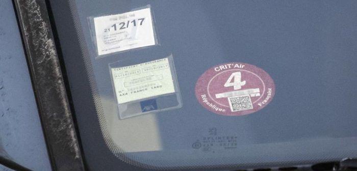 Véhicule Crit'Air 4 interdits dans la ZFE : lesquels sont concernés ?