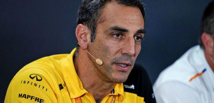 F1 : Luca de Meo explique les raisons du changement de manager
