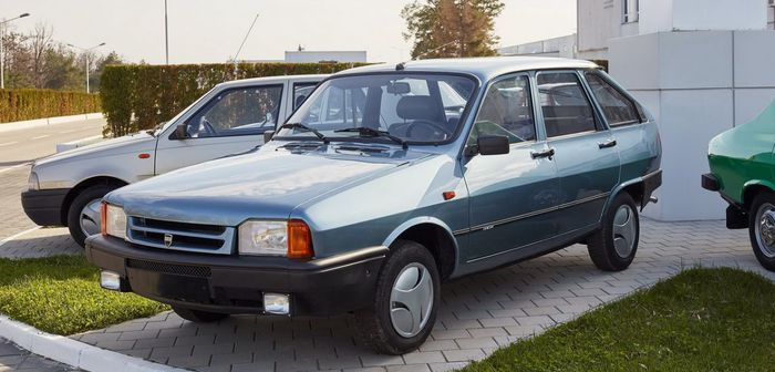 Dacia 1325, symbole de la liberté