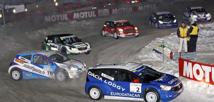 Trophée Andros - Isola 2000: Double podium