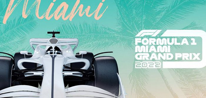 F1 : Le Grand Prix de Miami débarque dès 2022
