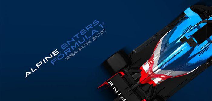 Alpine s'engage en Formule 1 et revient en endurance LMP1