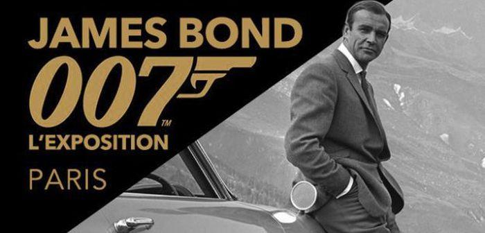 James Bond dans l'intimité
