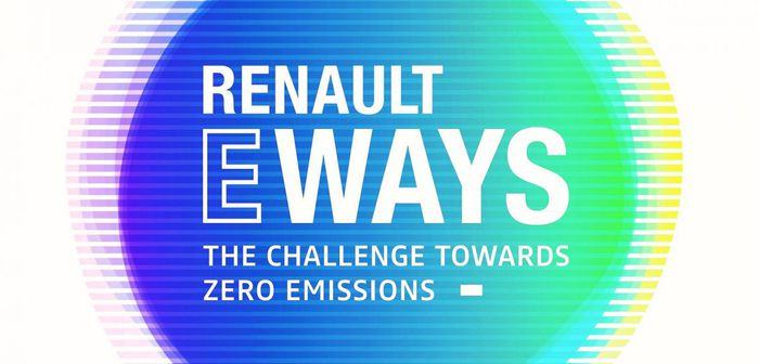 Renault eWays : événement digital du 15 au 27 octobre