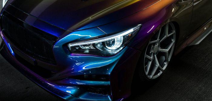 Quel sera le futur des peintures auto ?