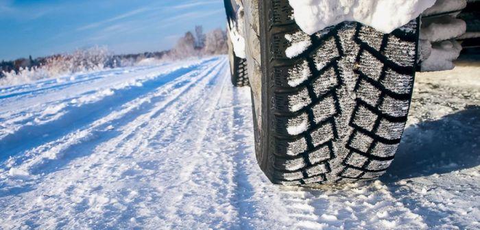 48 départements concernés par l'obligation des pneus hiver