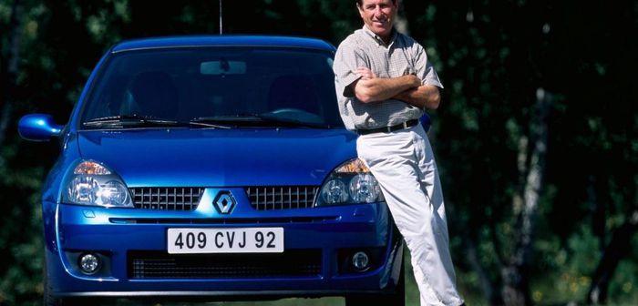 Clio RS Jean ragnotti