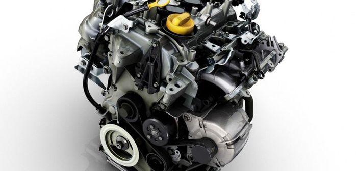 Un moteur 3 cylindres 1.0 TCe sur la Clio 5 (H5Dt)