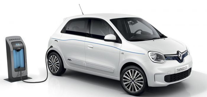 Twingo Z.E, Smart EQ, Volkswagen e-Up: match des citadines électriques