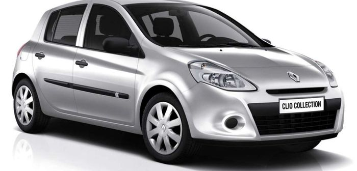 Clio 3 Collection