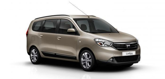 Dacia Lodgy (03/2012)