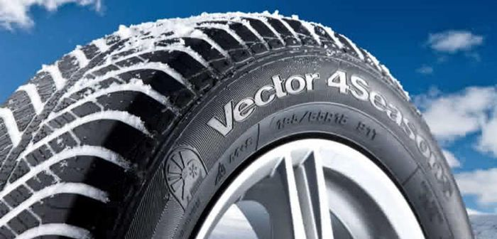 Le Goodyear Vector 4Seasons à l'essai